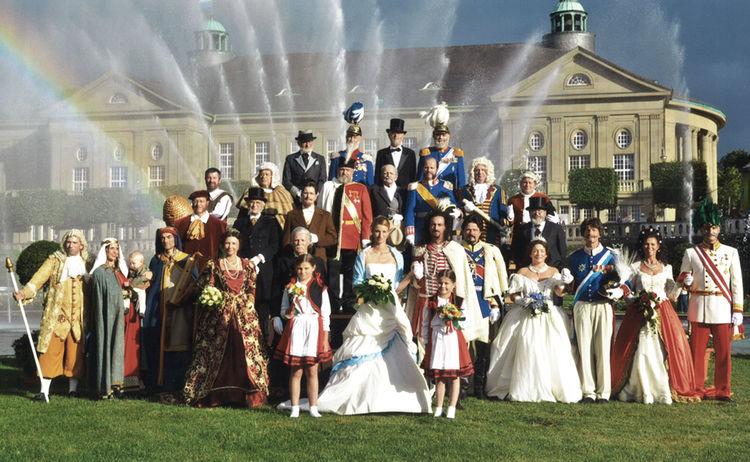 080 Veranstaltungen Rakoczy Fest Bayer Bad Kissingen