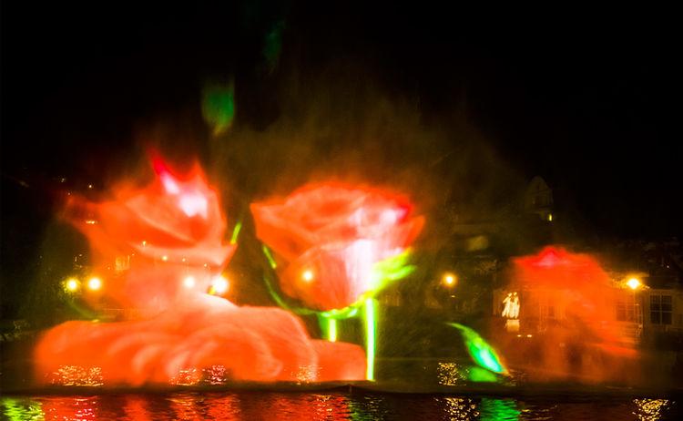 092 Aktivitaeten Sehenswuerdigkeiten Multimediabrunnen Bayer Staatsbad Bad Kissingen Gmbh