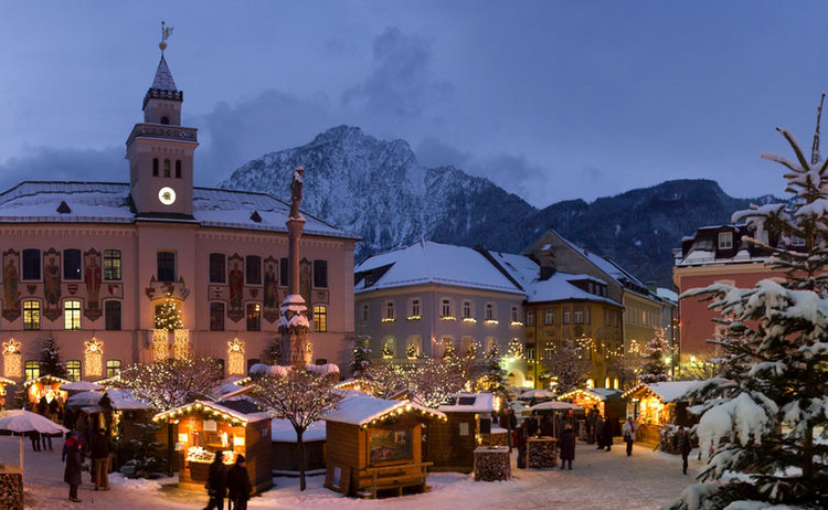 Alpenstadt Christkindlmarkt