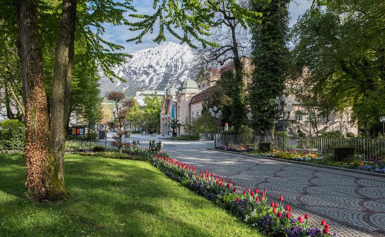 Alpenstadt Shopping Bad Reichenhall 2