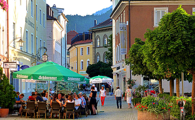 Alpenstadt Shopping Bad Reichenhall 4
