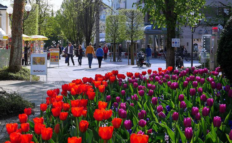 Alpenstadt Shopping Bad Reichenhall 9