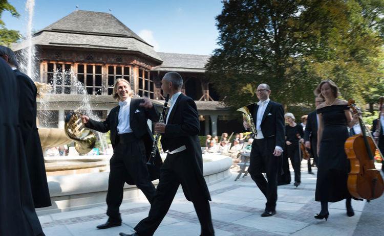 Bad Reichenhaller Philharmonie Alpenklassik Kurgarten