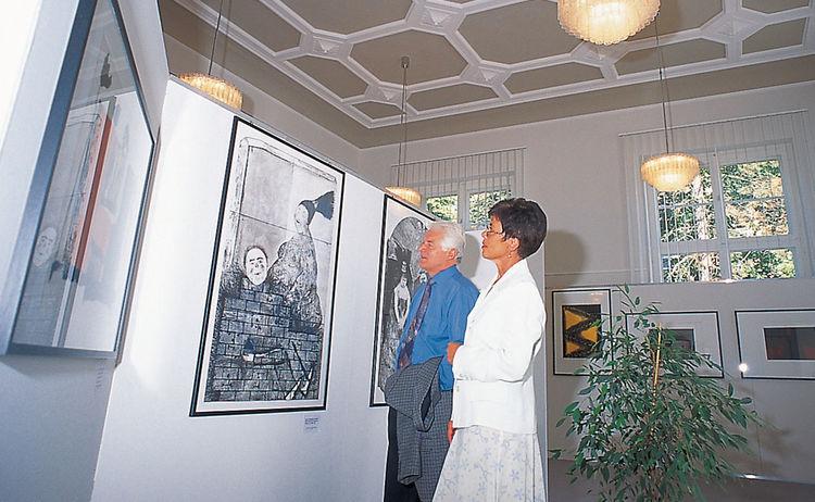 Bad Steben Grafikmuseum Stiftung Schreiner 7