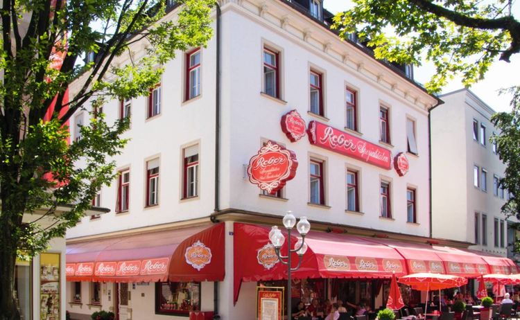 Cafe Reber Bad Reichenhall 3