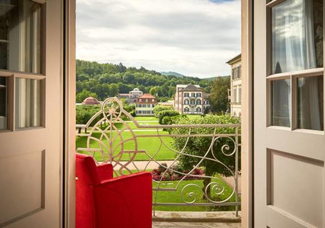Ferienresidenz Villa Schwan Bad Brueckenau