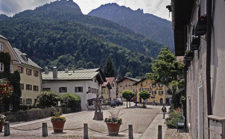Florianiplatz 3 Bad Reichenhall Alpenstadt