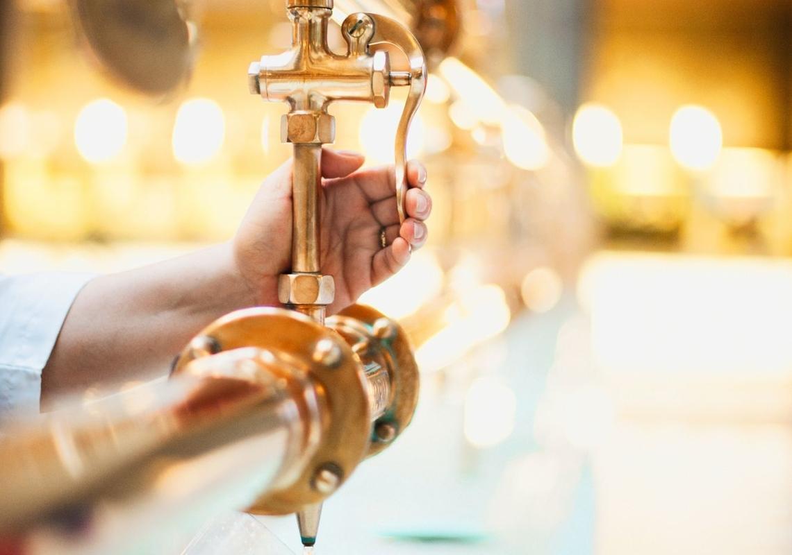Heilwasser Ausschenken