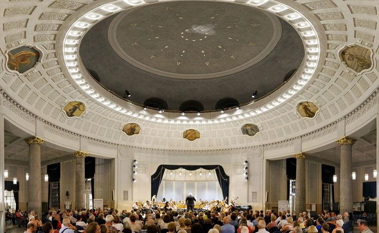 Konzertrotunde Konzert Kurmusik Bad Reichenahll