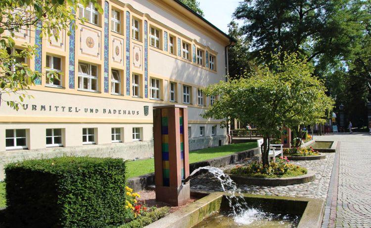 Kurmittelhaus Bad Reichenhall