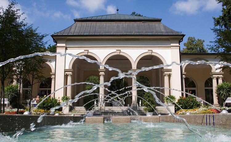 Kurpark Bad Steben 9