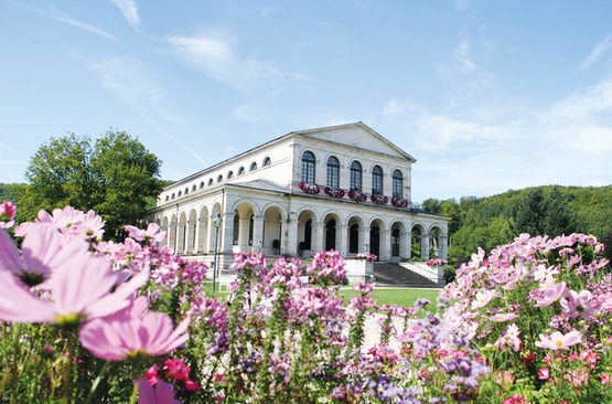 Kursaalgebaeude Bad Brueckenau