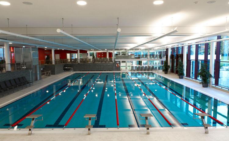 Sportbad Rupertustherme Bad Reichenhall