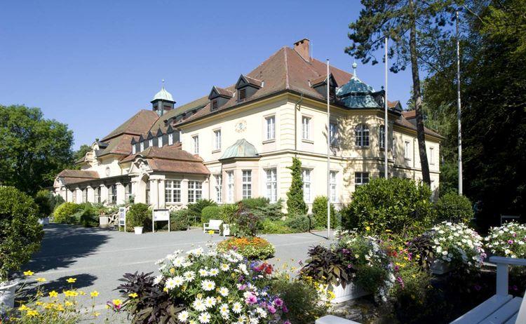 Staatliches Kurhaus Bad Steben 1
