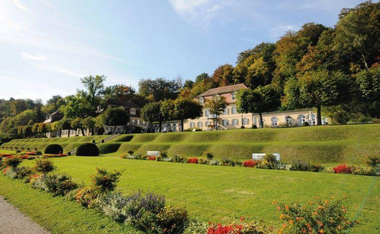 Staatsbad Schlosspark