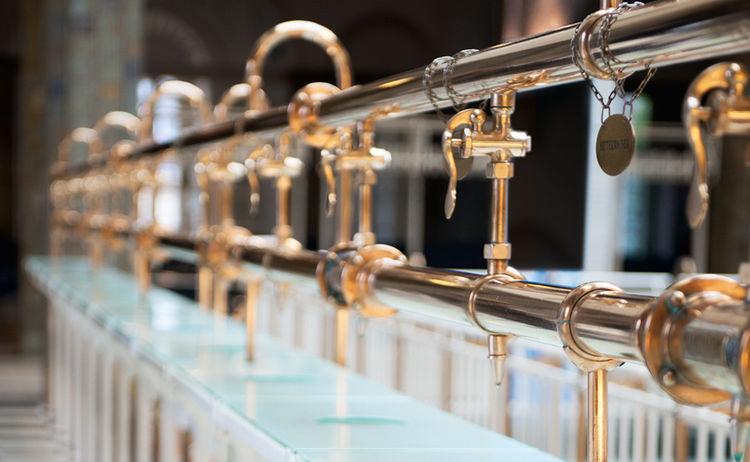 081 Gesundheit Heilwasser Rakoczy Brunnen Bayer Staatsbad Bad Kissingen Gmbh