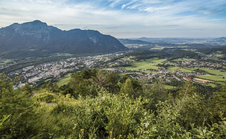 Atemwandern In Bad Reichenhall