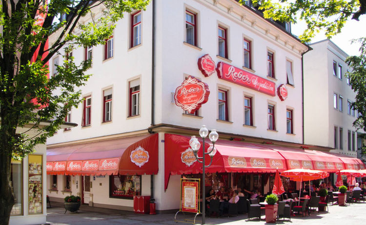 Cafe Reber Bad Reichenhall 2