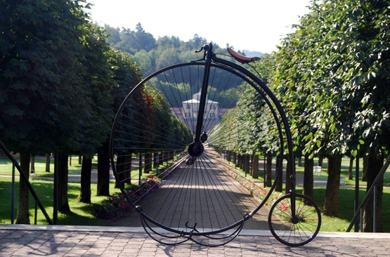 Fahrradmuseum Bad Brueckenau 1
