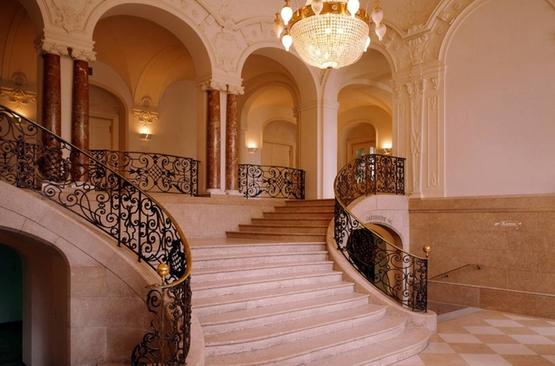 Foyer Des Koeniglichen Kurhaus 1