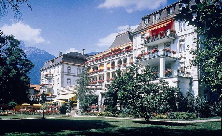 Hotel Axelmannstein Bad Reichenhall