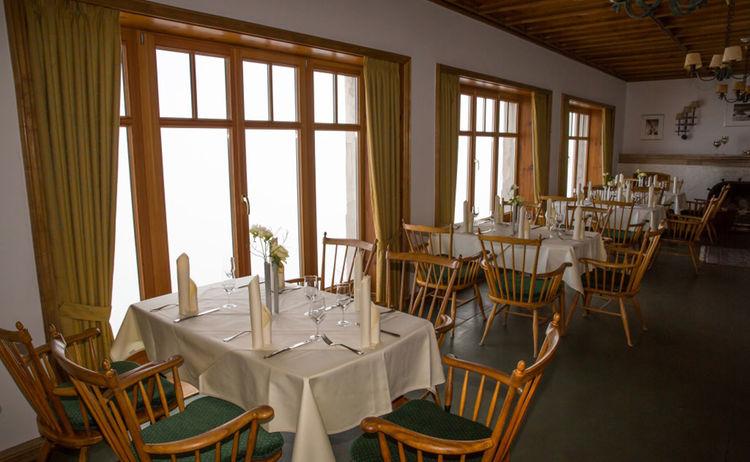 Kaminzimmerpredigtstuhl Restaurant Bad Reichenhall