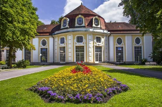 Konzertrotunde Kurgarten Bad Reichenhall