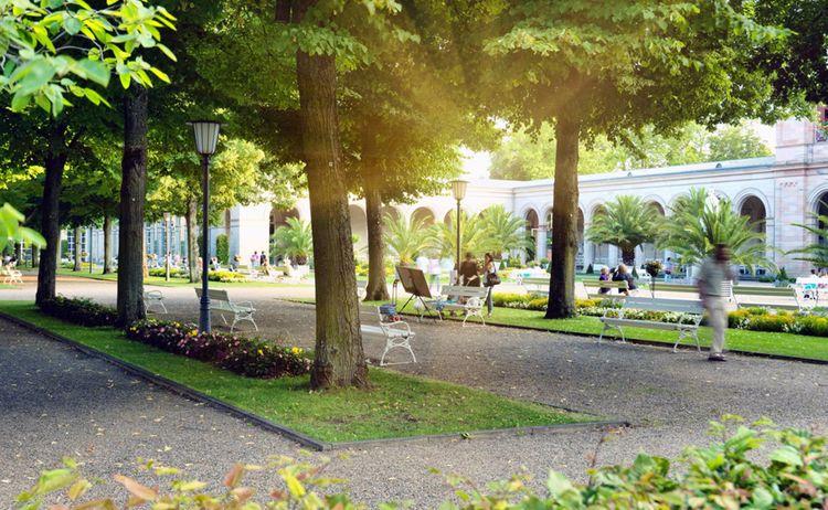 Kurgarten Bad Kissingen
