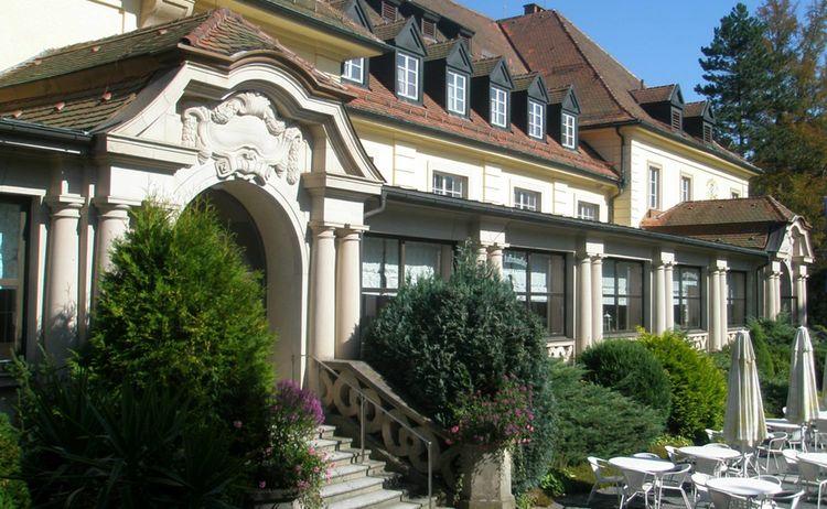 Kurhaus Bad Steben 1