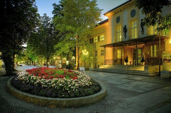Kurmittelhaus Bad Reichenhall 1