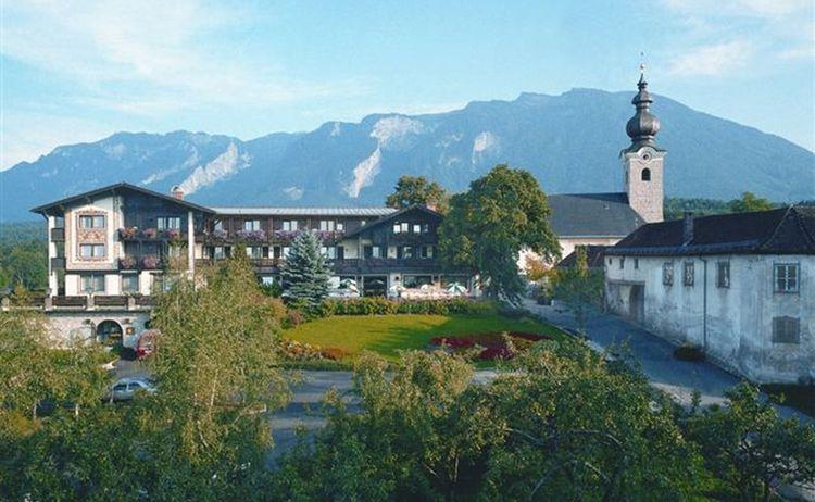 Schlossberghof Hausansicht