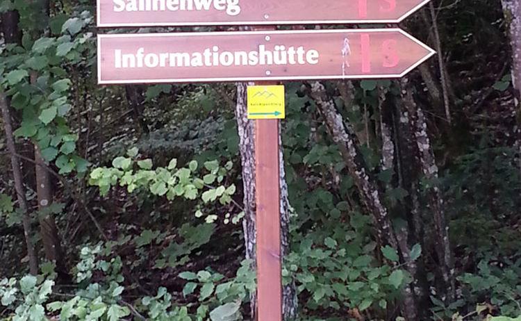 Soleleitungsweg Bad Reichenhall 1