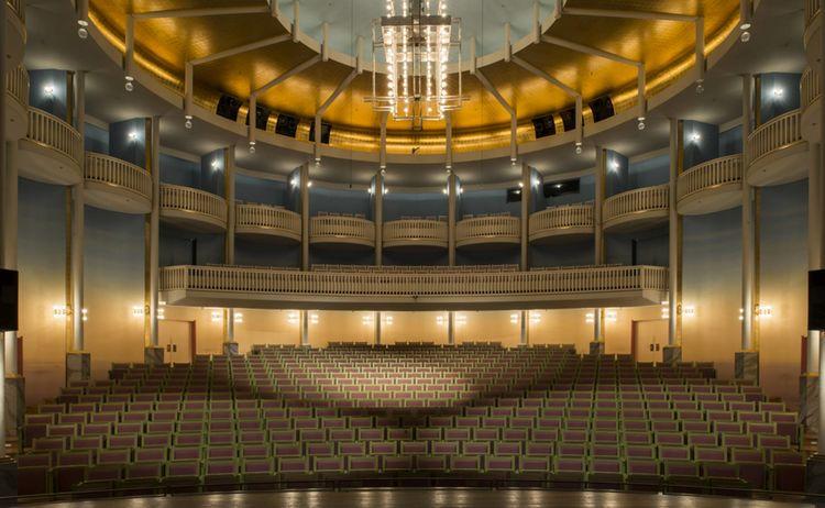 Theatersaal Kurgastzentrum