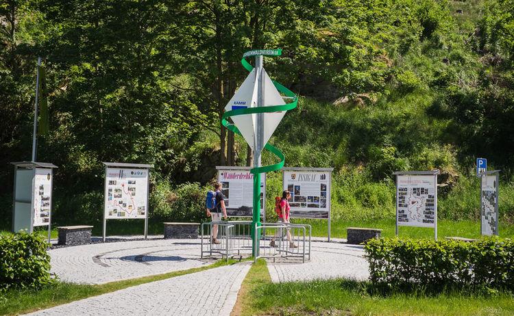 Wander Drehkreuz 2